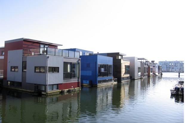 Amsterdam's Bold Housing Solution: 10 Artificial Islands