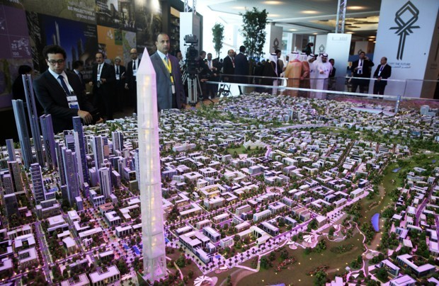 Egypt's Government Wants Out of Its Ancient Capital