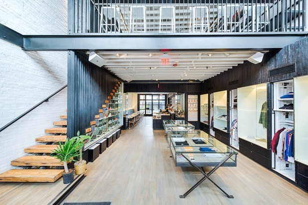 It's a Restaurant, It's a Boutique, It's an Experiment in Crowd-Funded Real Estate