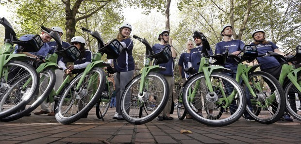 The Four Horsemen of the Bike Share Apocalypse