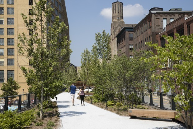 Must Fancy City Parks Displace Their Neighbors?