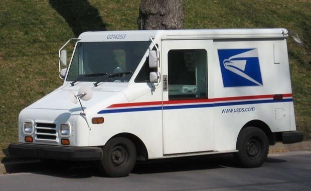 Say Goodbye to the Classic White Boxy U.S. Postal Truck