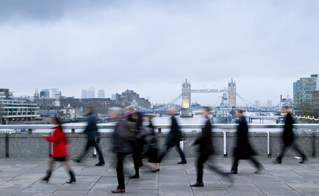 Why People in Cities Walk Fast