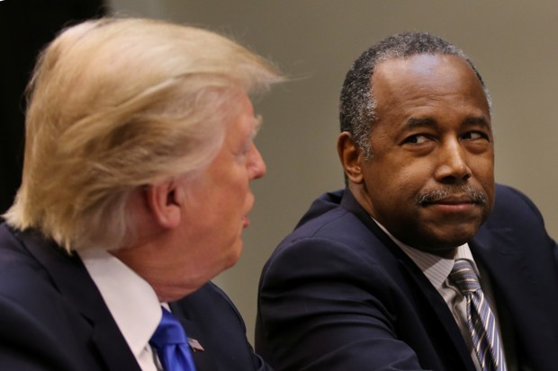Lab Report: Carson Says Good HUD Programs Will Be Preserved