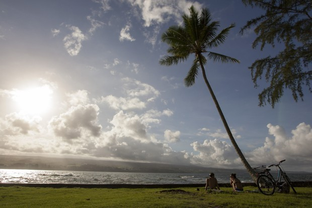 Could Hawaii Be Paradise For Hydrogen-Powered Public Transit?