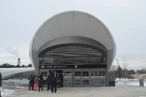 The Ambitious Design and Low Density of Toronto's Newest Subway Stations