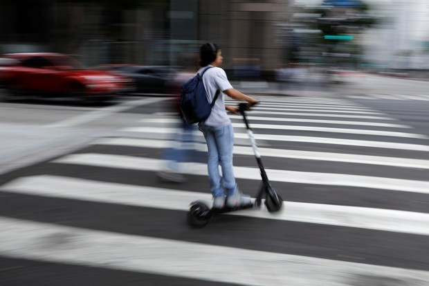 Does L.A.'s Scooter Data Program Violate State Privacy Laws?
