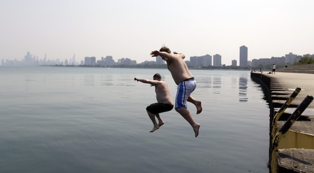 How Chicago Got a Lot Faster at Beach Water Warnings