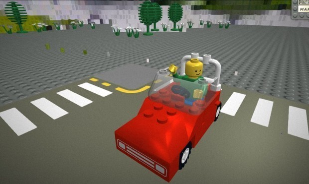Lego - Magazine cover