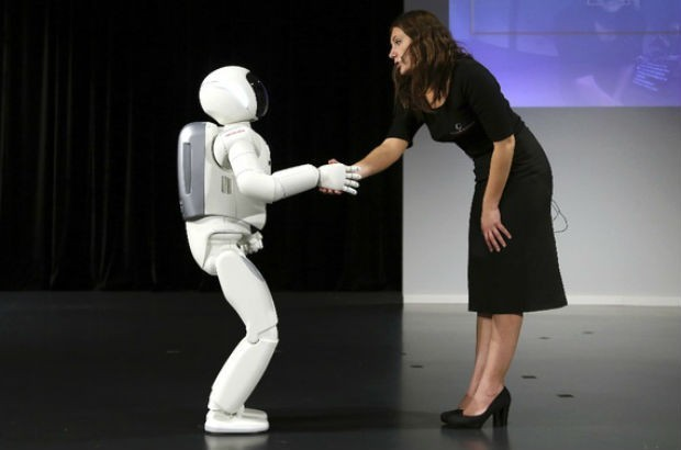 The Robots Are Coming, but Are They Coming for Our Jobs?