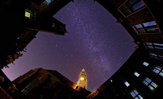 Holland Aims to Bring Back Its Starry Nights