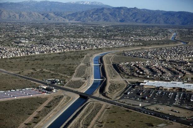The Economics of California's Drought