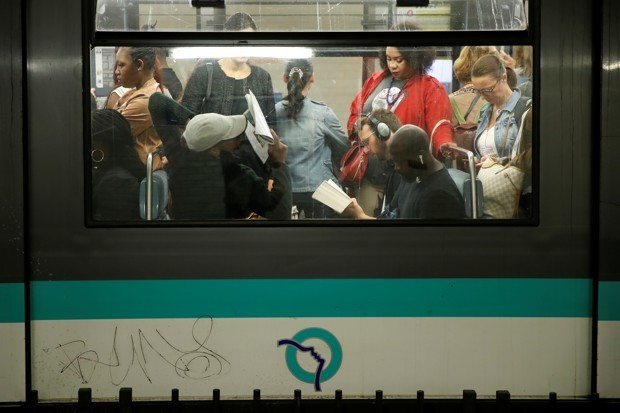 Can the Paris Metro Make Room for More Riders?