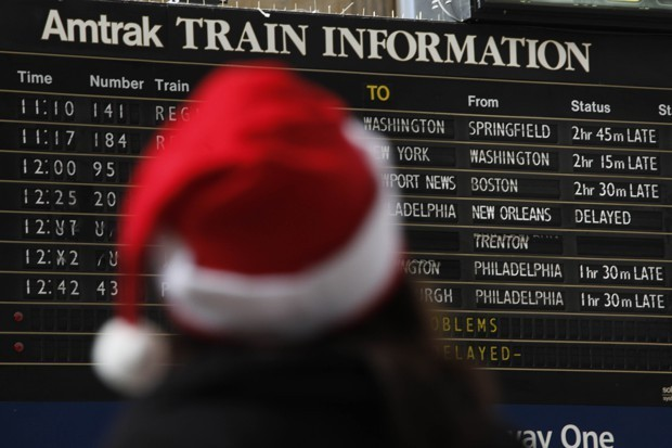 Philly Won't Give Up Its Amtrak Flip Board Without a Fight