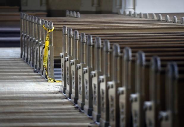 America's Epidemic of Empty Churches