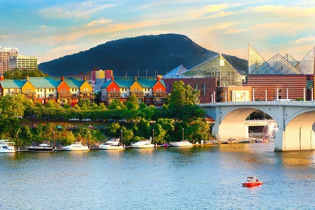 Why Housing Is Key to Chattanooga's Tech-Hub Ambitions