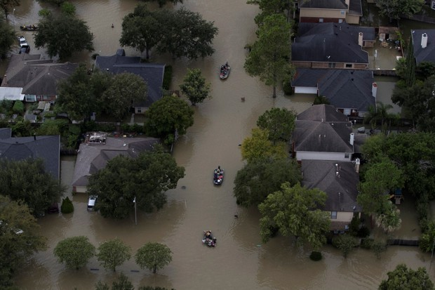 As Hurricane Season Begins, 'Green' Flood Control Finds Support in Texas