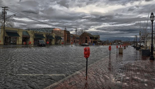 The U.S. Cities With the Worst Climate Change-Related Flooding