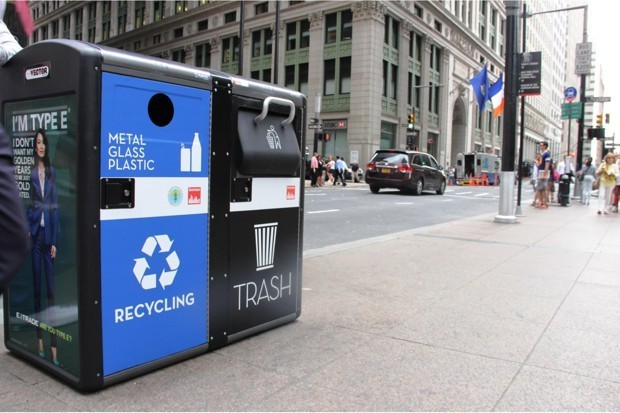 New York City Is Turning Smart Garbage Bins Into Free Wi-Fi Hotspots