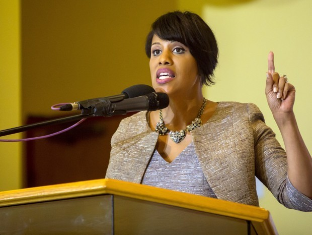 Grading Baltimore's Mayor on Her Own Advice for Police