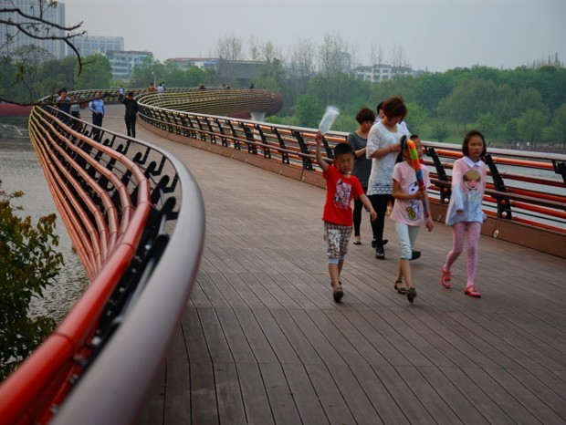 Why China Wants to Build Something Called 'Sponge Cities'