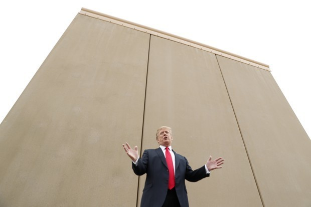 Trump's Border Wall Is a Monument to White Supremacy - CityLab