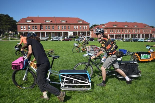 Improving a City's Disaster Response–With Bikes
