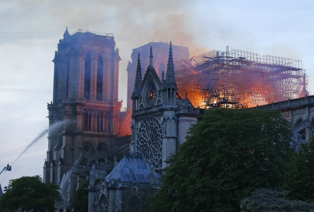 Amid Notre-Dame's Destruction, There's Hope for Restoration
