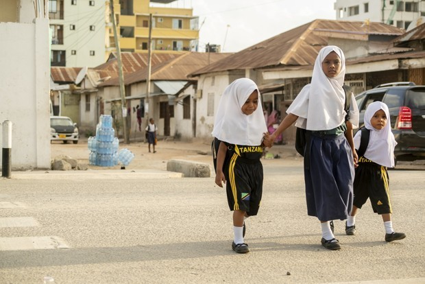 Tactical Urbanism Makes Kids' School Trips Safer in Africa