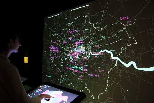 Visualizing the Toughest Challenges Facing Global Cities