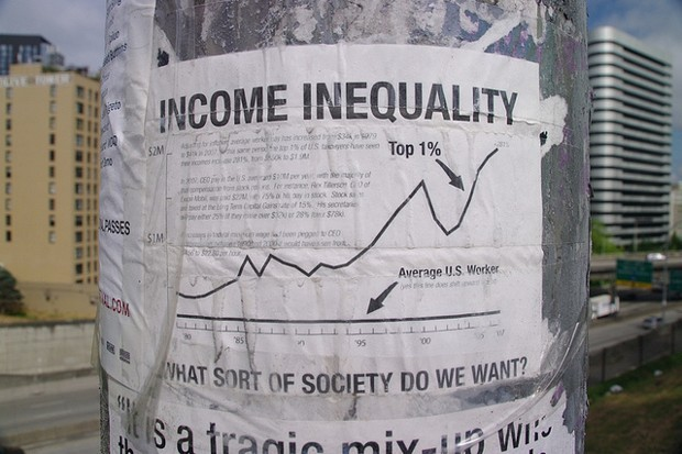 The Poor Are Less Happy in Places With More Income Inequality