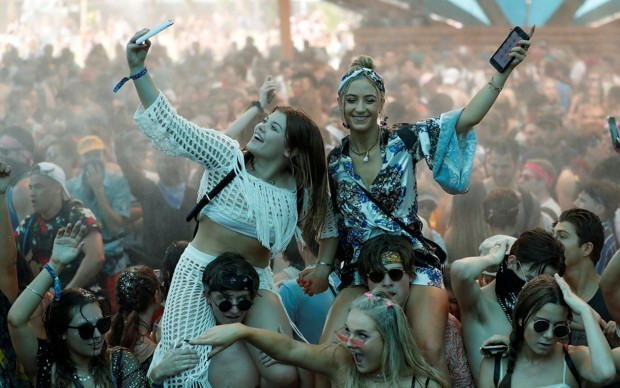 The Rise, and Urbanization, of Big Music Festivals