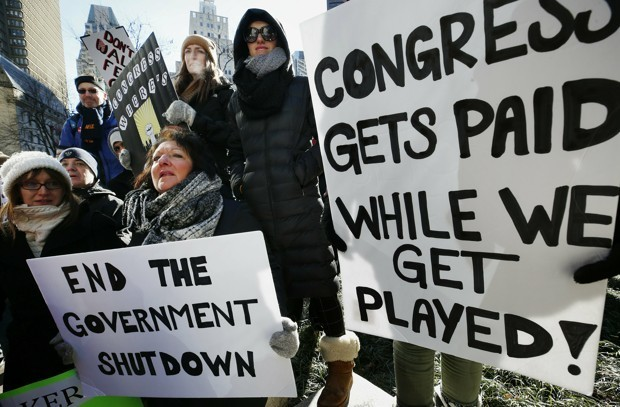 The Shutdown Is Screwing With Cities and Mayors Are Not Pleased