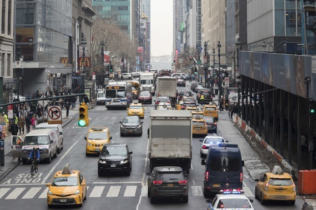How Manhattan's Streets Would Look as Valued Public Space - CityLab