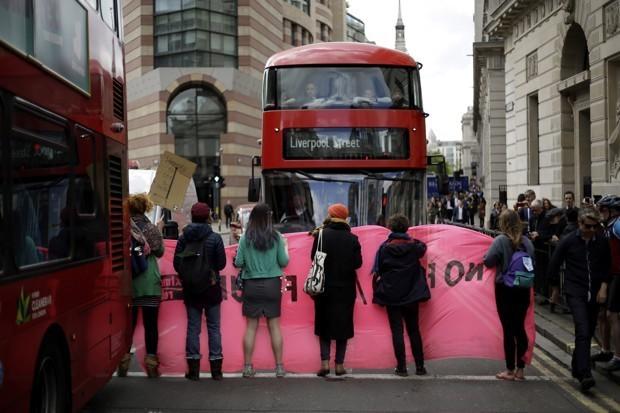 When Climate Activists Target Public Transit