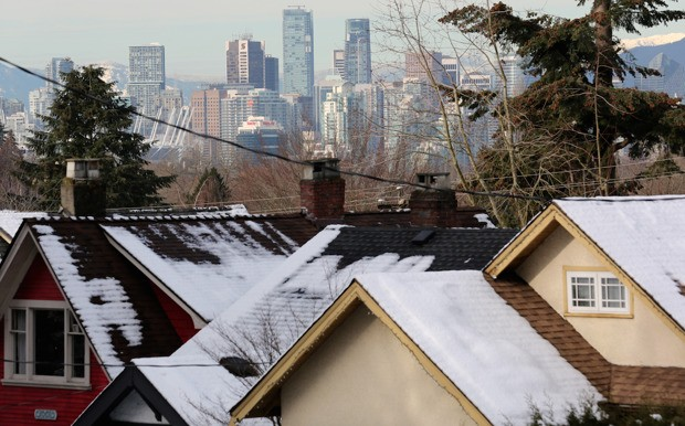 New Taxes and Higher Density Aren't Fixing Vancouver's Housing Problem