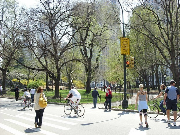 Could an Old Design Create a Safer Central Park?