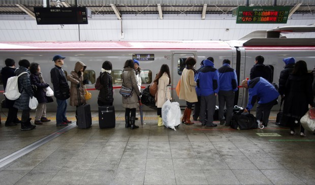 The Amazing Psychology of Japanese Train Stations