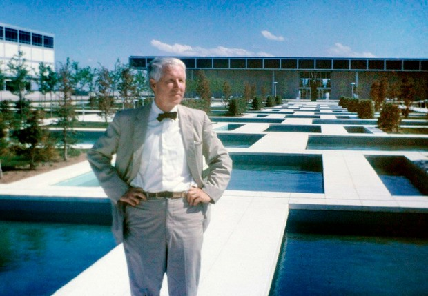 Remembering Modernism's Go-To Landscape Architect