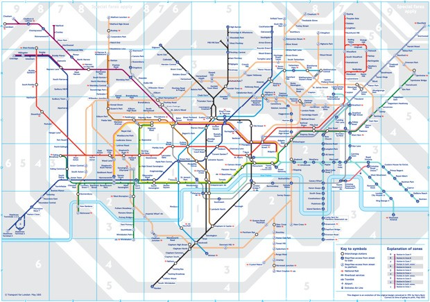 The New London Tube Map Is Getting Some Serious Hate