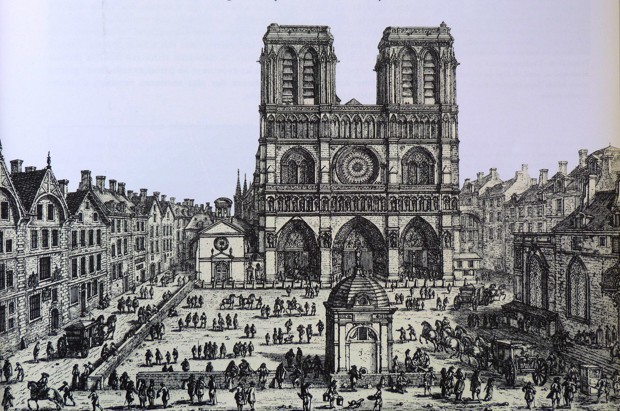 The Many Lives of Notre-Dame