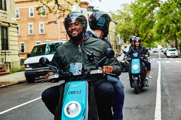 Who's Ready for the Electric Moped Moment?