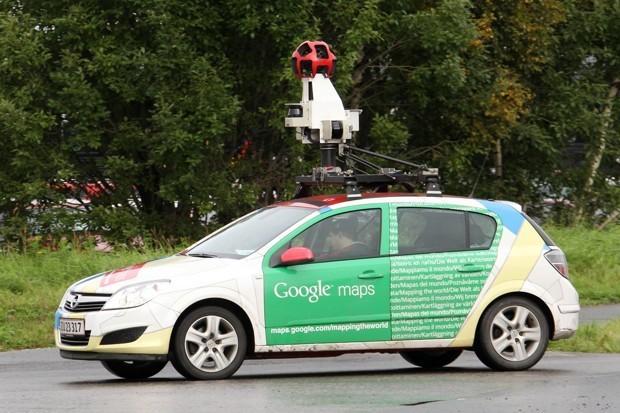 Google Street View Is Helping Scientists Spot Methane Leaks