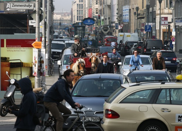 Why Berlin's Approach to Car Bans Is a Little Different