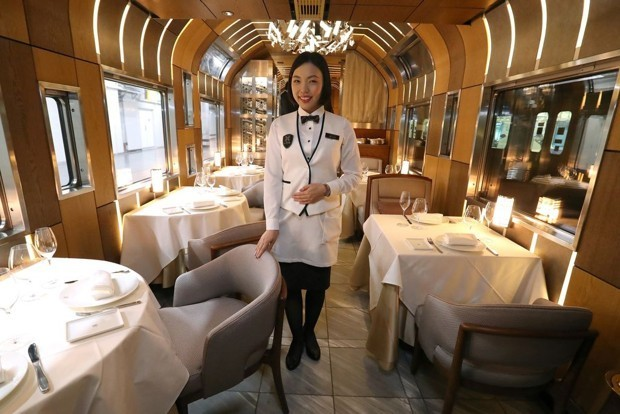 Japan's Newest Train Is Basically a Luxury Hotel on Rails