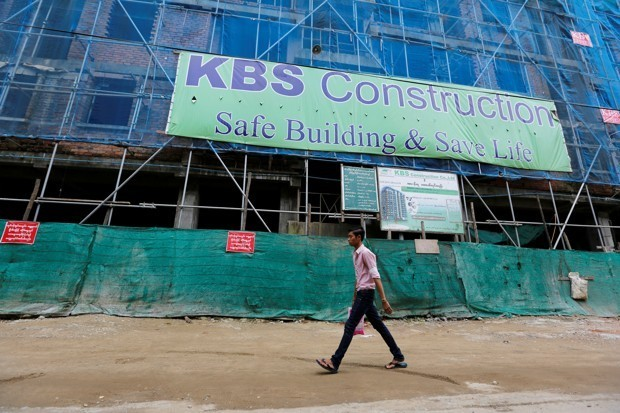 Yangon Puts the Brakes on Highrises