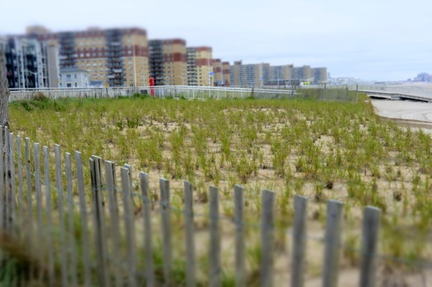 Rockaway Beach is Disappearing and Resurgent All at Once