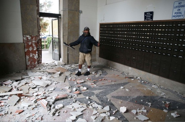 Bay Area Cities Are 'Overdue' for a Massive Earthquake