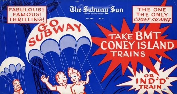 How Transit Shaped Coney Island
