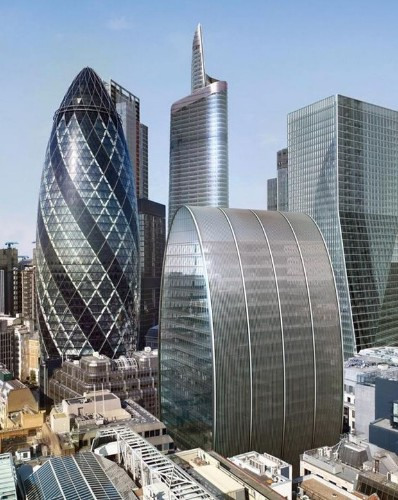 London Will Indeed Build a Skyscraper Shaped Like a 'Can of Ham'